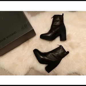 Alexander wang x Hm ankle boots